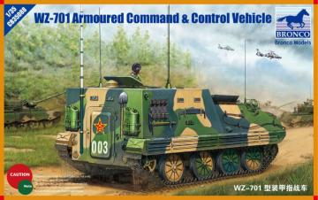 WZ-701 ACCV · BRON CB35088 ·  Bronco Models · 1:35