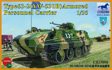 YW-531B APC · BRON CB35094 ·  Bronco Models · 1:35