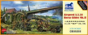 Airspeed A.S.58 Horsa Glider Mk.II · BRON CB35203 ·  Bronco Models · 1:35