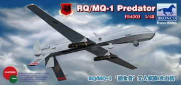 RQ/MQ-1 Predator · BRON FB4003 ·  Bronco Models · 1:48