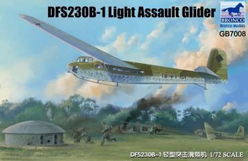 DFS230B-1 Light Assault Glider · BRON GB7008 ·  Bronco Models · 1:72