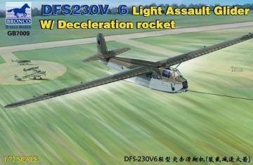 DFS230V-6 Light Assault Glider W/Decele- -ration rocket · BRON GB7009 ·  Bronco Models · 1:72