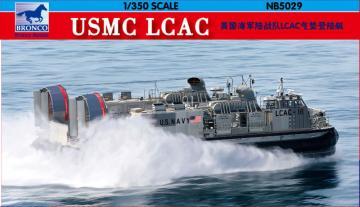 USMC LCAC · BRON NB5029 ·  Bronco Models · 1:350