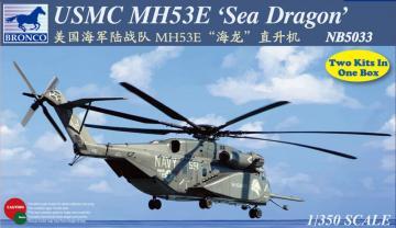 MH53E Sea Dragon · BRON NB5033 ·  Bronco Models · 1:350