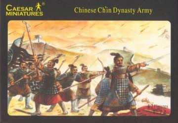 Chinese Ch´in Dynasty Army · CAE H004 ·  Caesar Miniatures