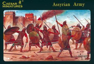 Assyrian Army · CAE H007 ·  Caesar Miniatures · 1:72