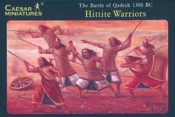Hittite Warriors · CAE H008 ·  Caesar Miniatures · 1:72