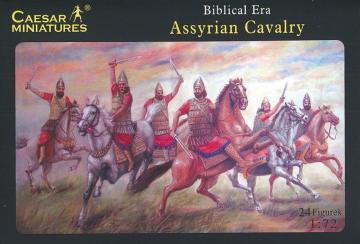 Assyrian Cavalry · CAE H010 ·  Caesar Miniatures · 1:72
