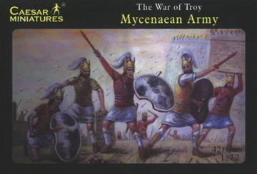 Ancient Mycenaean Army · CAE H020 ·  Caesar Miniatures · 1:72