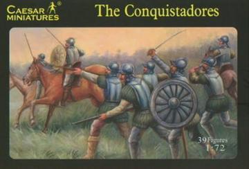 The Conquadiatores · CAE H025 ·  Caesar Miniatures · 1:72