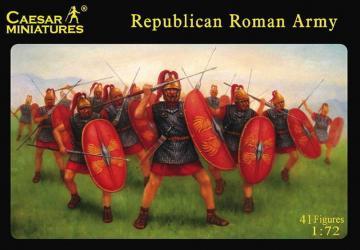 Republican Roman Army · CAE H045 ·  Caesar Miniatures · 1:72