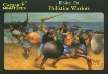 Philistine (Hebrew ´s enemy) · CAE H046 ·  Caesar Miniatures · 1:72