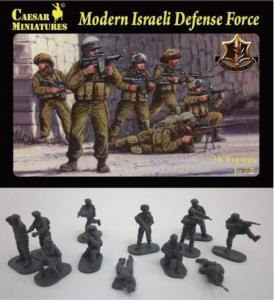 Modern Israeli Defense Force · CAE H057 ·  Caesar Miniatures · 1:72