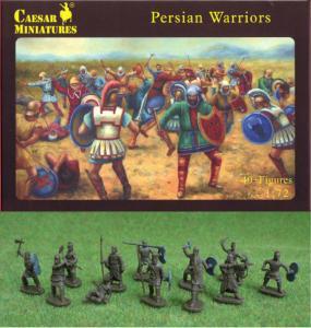 Persian Warriors · CAE H066 ·  Caesar Miniatures · 1:72