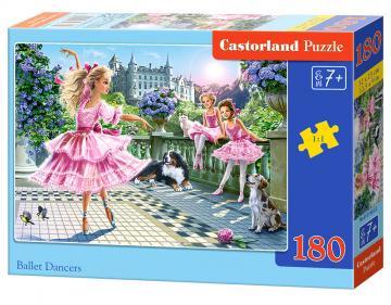 Ballet Dancers - Puzzle - 180 Teile · CAS 018222 ·  Castorland
