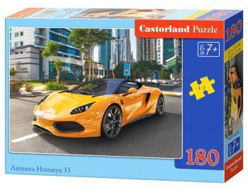 Arrinera Hussarya 33 - Puzzle - 180 Teile · CAS 018376 ·  Castorland