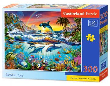 Paradise Cove - Puzzle - 300 Teile · CAS 030101 ·  Castorland