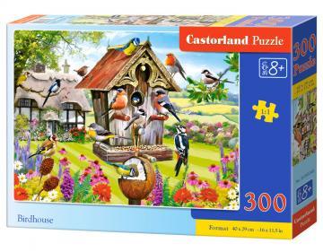 Birdhouse - Puzzle - 300 Teile · CAS 030248 ·  Castorland