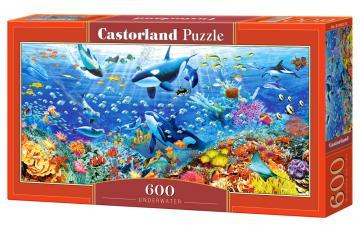 Underwater - Puzzle - 600 Teile · CAS 030375 ·  Castorland
