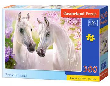 Romantic Horses - Puzzle - 300 Teile · CAS 030378 ·  Castorland