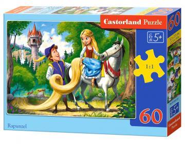 Rapunzel - Puzzle - 60 Teile · CAS 066124 ·  Castorland