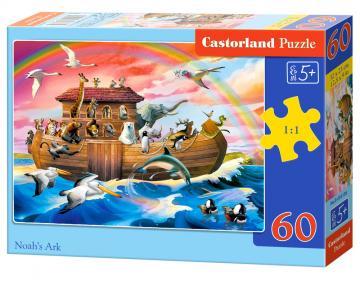 Noas´h Ark - Puzzle - 60 Teile · CAS 066186 ·  Castorland
