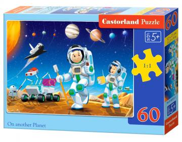 On another Planer - Puzzle - 60 Teile · CAS 069531 ·  Castorland