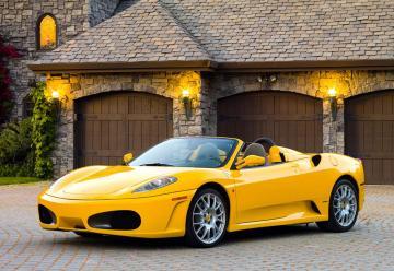 Ferrari F430 Spider,Puzzle 1000 Teile · CAS 1023102 ·  Castorland