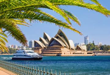 The Sydney Opera House,Puzzle 1000 Teile · CAS 1030032 ·  Castorland