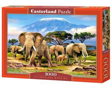 Kilimanjaro Morning - Puzzle - 1000 Teile · CAS 1031882 ·  Castorland