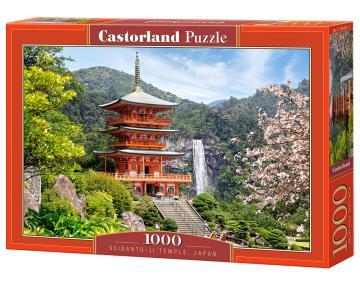 Seiganto-ji-Temple - Puzzle - 1000 Teile · CAS 1032012 ·  Castorland