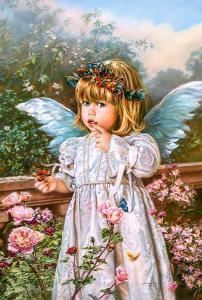 Butterfly Dreams, Puzzle 1000 Teile · CAS 1032322 ·  Castorland