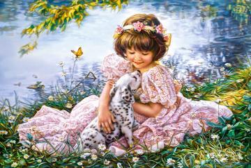 Puppy Love, Puzzle 1000 Teile · CAS 1032492 ·  Castorland