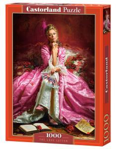 The Love Letter, Puzzle 1000 Teile · CAS 1033312 ·  Castorland
