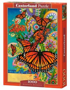 Monarch Madness, Puzzle - 1000 Teile · CAS 1034922 ·  Castorland