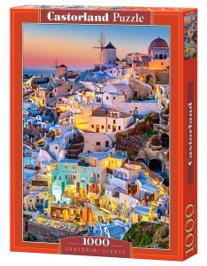 Santorini Lights - Puzzle - 1000 Teile · CAS 1035222 ·  Castorland