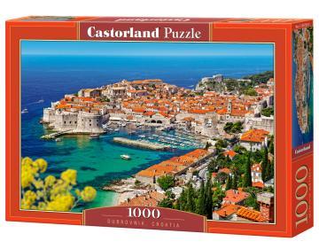 Dubrovnik,Croatia - Puzzle - 1000 Teile · CAS 1037202 ·  Castorland