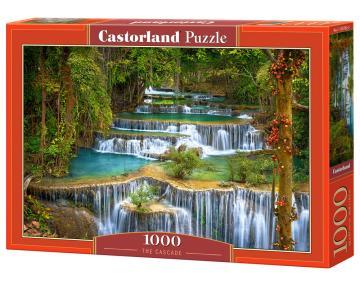 The Cascade - Puzzle - 1000 Teile · CAS 1037822 ·  Castorland