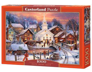 Hope Runs Deep - Puzzle - 1000 Teile · CAS 1038502 ·  Castorland