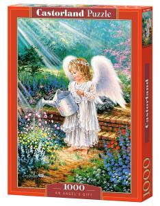 An Angel´s Gift - Puzzle - 1000 Teile · CAS 1038812 ·  Castorland