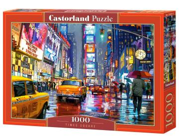 Times Square - Puzzle - 1000 Teile · CAS 1039112 ·  Castorland