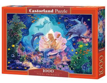 Pearl Princess - Puzzle - 1000 Teile · CAS 1039662 ·  Castorland