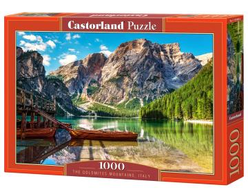 The Dolomites Mountains,Italy - Puzzle - 1000 Teile · CAS 1039802 ·  Castorland