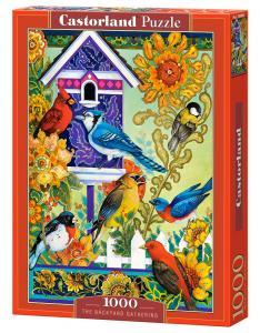 The Backyard Gathering - Puzzle - 1000 Teile · CAS 1040002 ·  Castorland