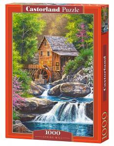 Spring Mill - Puzzle - 1000 Teile · CAS 1040552 ·  Castorland