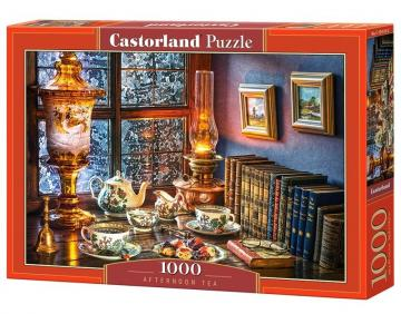 Afternoon Tea - Puzzle - 1000 Teile · CAS 1041162 ·  Castorland