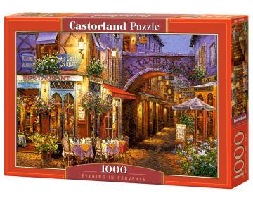 Evening in Provence - Puzzle - 1000 Teile · CAS 1041232 ·  Castorland