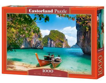 Ko Phi Phi Le, Thailand - Puzzle - 1000 Teile · CAS 1041542 ·  Castorland