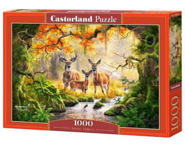 Royal Family - Puzzle - 1000 Teile · CAS 1042532 ·  Castorland