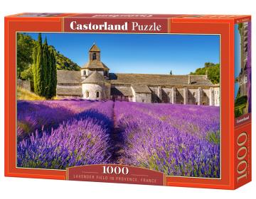 Lavender Field in Provence,France - Puzzle - 1000 Teile · CAS 1042842 ·  Castorland